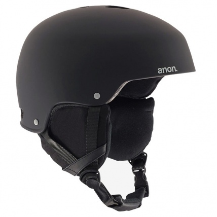 Anon Striker Snowboard Helmet Black