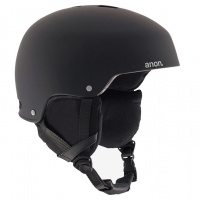 Anon - Striker Snowboard Helmet in Black