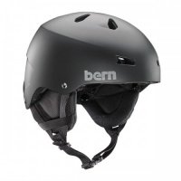 Bern - Team Macon Snow Helmet in Matte Black