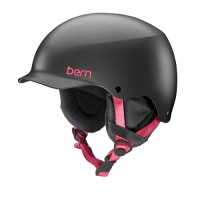 Bern - Team Muse Womens Snow Helmet in Satin Black