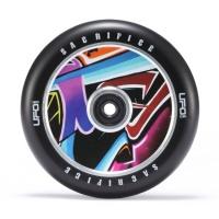 Sacrifice - UFO 120mm Scooter Wheel in Graffiti