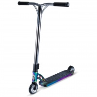 MADD - VX7 Team Limited Edition Neo Chrome Black Scooter