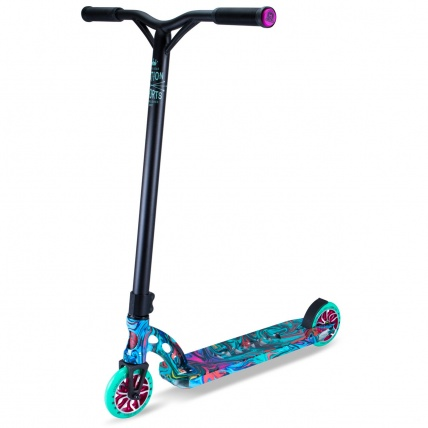 MADD VX7 Extreme Limited Edition Swirls Rave Scooter