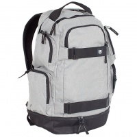 Burton - Distortion Pack in Heather Grey