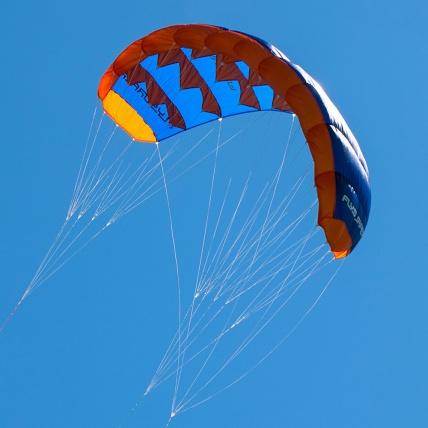 Flysurfer Peak Trainer Flying Kite Front