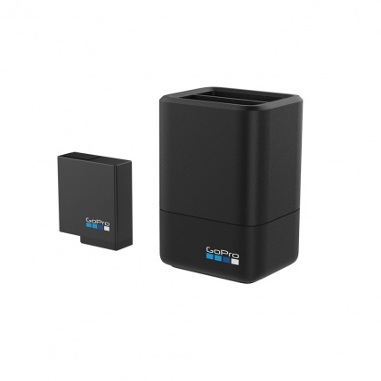 GoPro Hero5 Black Dual battery Charger + Battery
