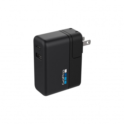 GoPro Supercharger Dual Port Wall Charger