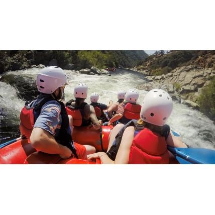 GoPro Hero Session Low Profile Side Helmet Mount Rafting