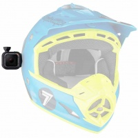 GoPro - Hero Session Low Profile Side Helmet Mount