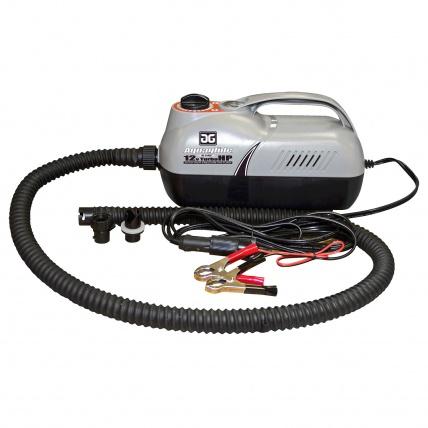 Aquaglide High Pressure 12V Turbo SUP pump compressor