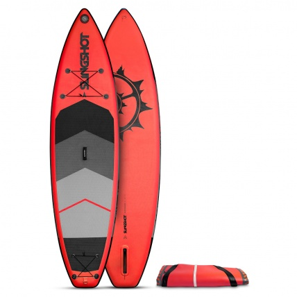 Slingshot Crossbreed Airtech 11ft. Red Rolled