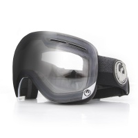 Dragon - X1s Flux Black Transitions Clear Snowboard Goggle