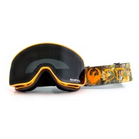 Dragon - NFX2 Danny Davis Signature Goggle Dark Smoke