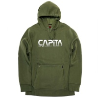 Capita - Exploration Hoodie in Military Green