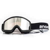 Anon - Helix 2.0 Black Silver Amber Snowboard Goggle