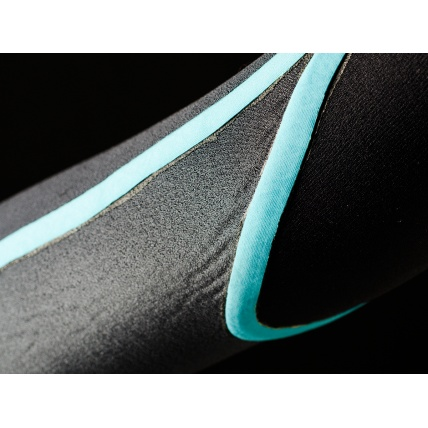Mystic Majestic 5/3mm FZ Westsuit in Blue  taped seams