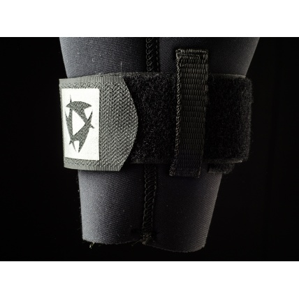 Mystic Dutchess 5/4mm Womens BZ Winter Wetsuit velcro ankle closure