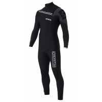 Mystic - Majestic 5/3mm FZ Westsuit in Black