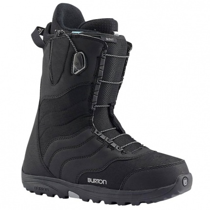 Burton Mint Womens Snowboard Boots in Black