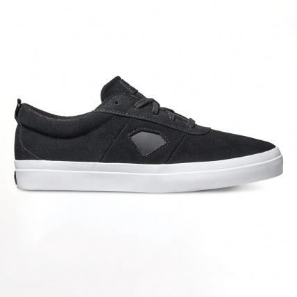 Diamond Icon Skate Shoes in Black