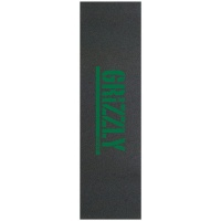 Grizzly Griptape - Stamp in Green