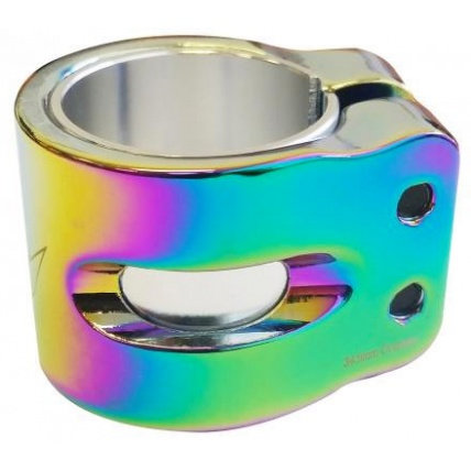 Blunt Oil Slick Double Clamp Side