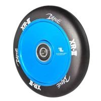 Drone - XR2 110mm black on blue wheel