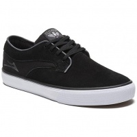 Lakai - Riley Hawk Suede in Black