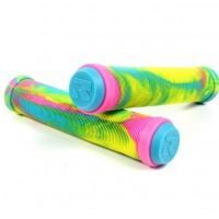 Root Industries - Mix Scooter Grips Paddle Pop Rainbow