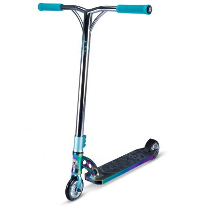 MADD MGP VX7 Neo Chome Teal Limited Edition Team Scooter