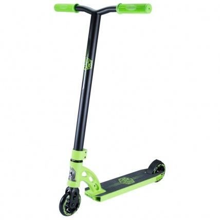 MADD MGP VX7 Mini Pro Lime Green Scooter