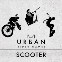 ATBShop Skatewarehouse - Urban Rider Games 2020 Scooter Comp Ticket