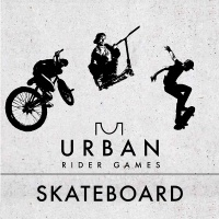 ATBShop Skatewarehouse - Urban Rider Games 2020 Skate Comp Ticket