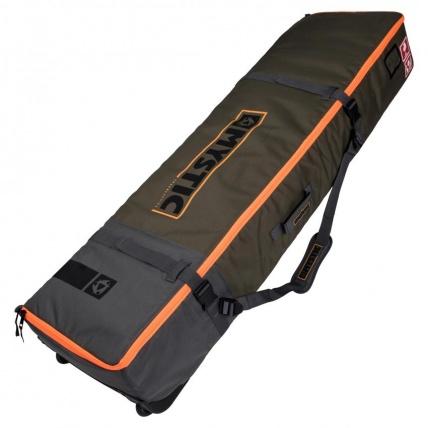 Mystic Matrix Pro Wheeled Board bag in Army 2017