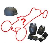 ATBShop - Anyboard Pads + Helmet Set