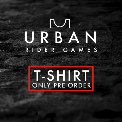 URG 2017 T-shirt only pre-order