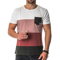Mystic - Meridian T-Shirt in Apple Red