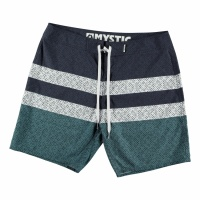 Mystic - Verdict Board Shorts 18in in Ombre Blue