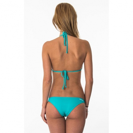Mystic Brand Bikini in Pacific Green rear view