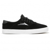 Lakai - Porter in Black Suede