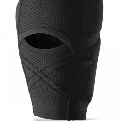 Dakine Hellion Knee Pads in Black Back