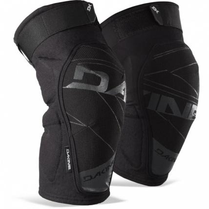 Dakine Hellion Knee Pads in Black Pair