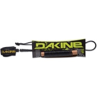 Dakine - SUP Coiled Ankle Leash 10ft. Black