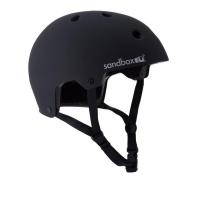Sandbox - Legend Low Rider Wake Helmet in Matte BLack