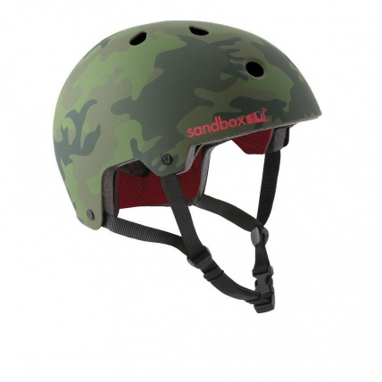 Sandbox Legend Camo Street Helmet