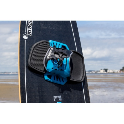 Liquid Force Carbon Drive Kitesurf Board with solo pads (not included)