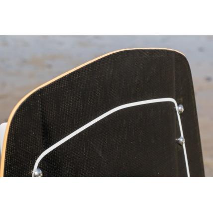 Liquid Force Carbon Drive Kitesurf Board tip close up