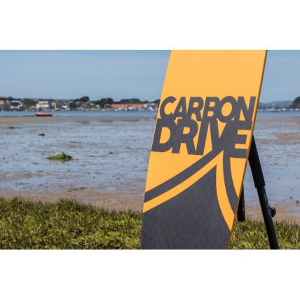 Liquid Force Carbon Drive Kitesurf Board base graphic