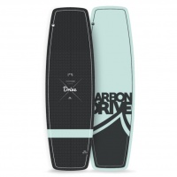 Liquid Force - Carbon Drive Kitesurf Board