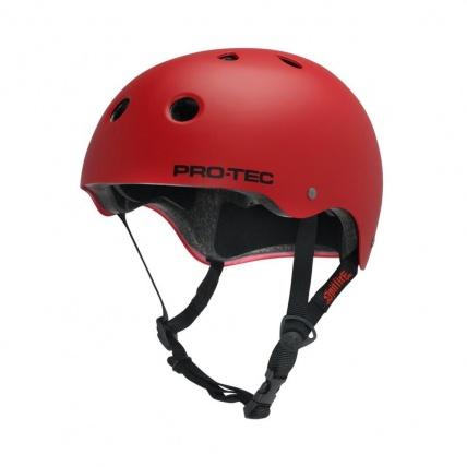 Pro Tec Spitfire Skateboard Helmet Front